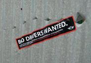 MINI / BMW : BAD DRIVERS WANTED